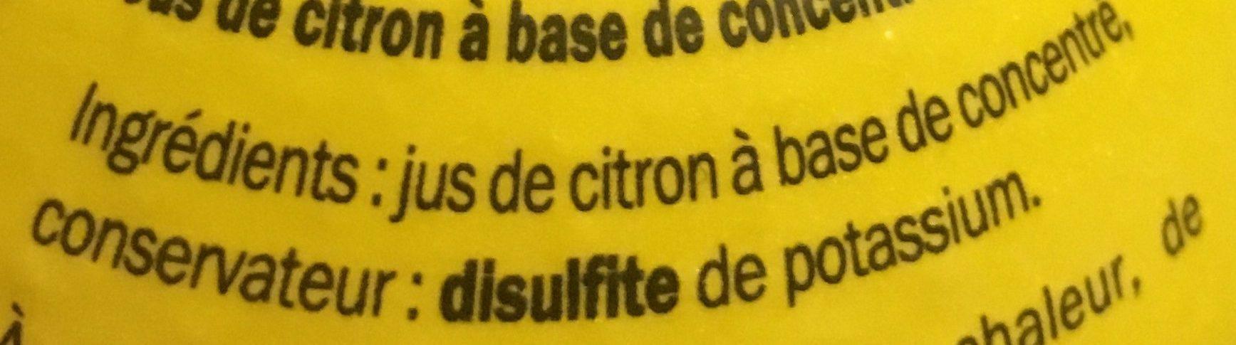 Citron - Inhaltsstoffe