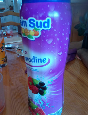 Sirop de grenadine - Product