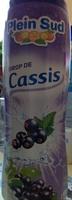 sirop de cassis - Product