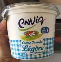 Crème fraîche légère épaisse - Product
