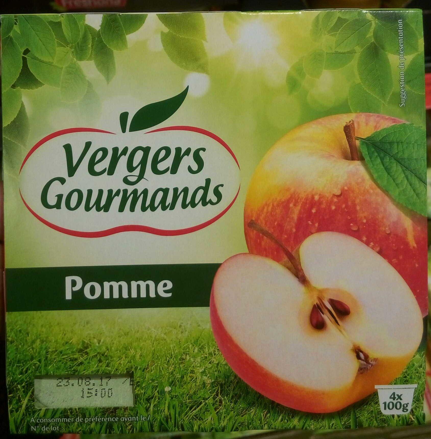 Compotes de Pomme - Product - fr