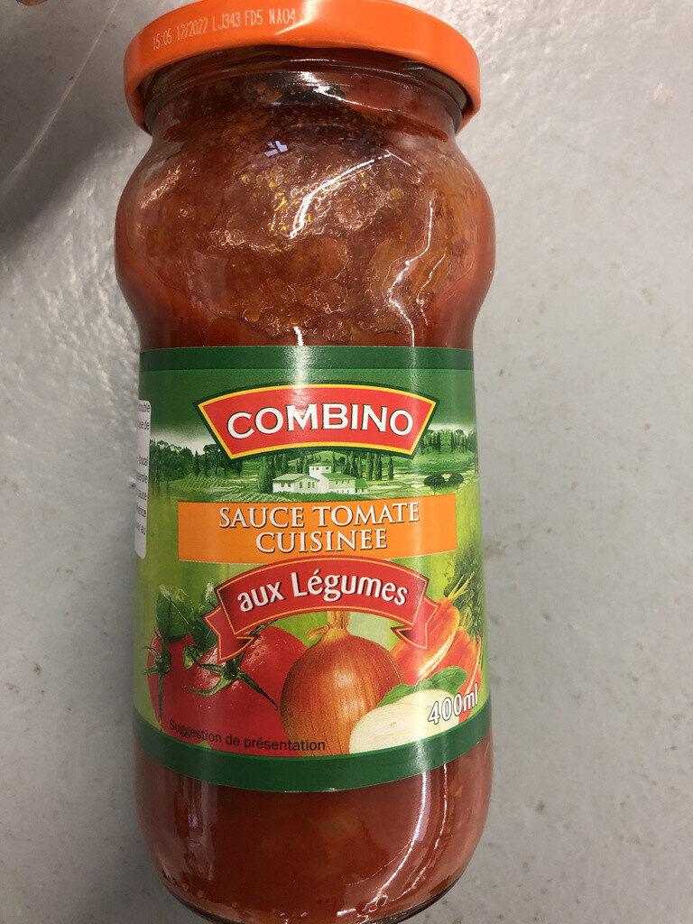 Sauce Tomate Napolitaine - Prodotto - fr