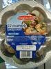 12 escargots préparés surgelés - Produit