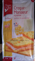 Croque-Monsieur - Produto - fr