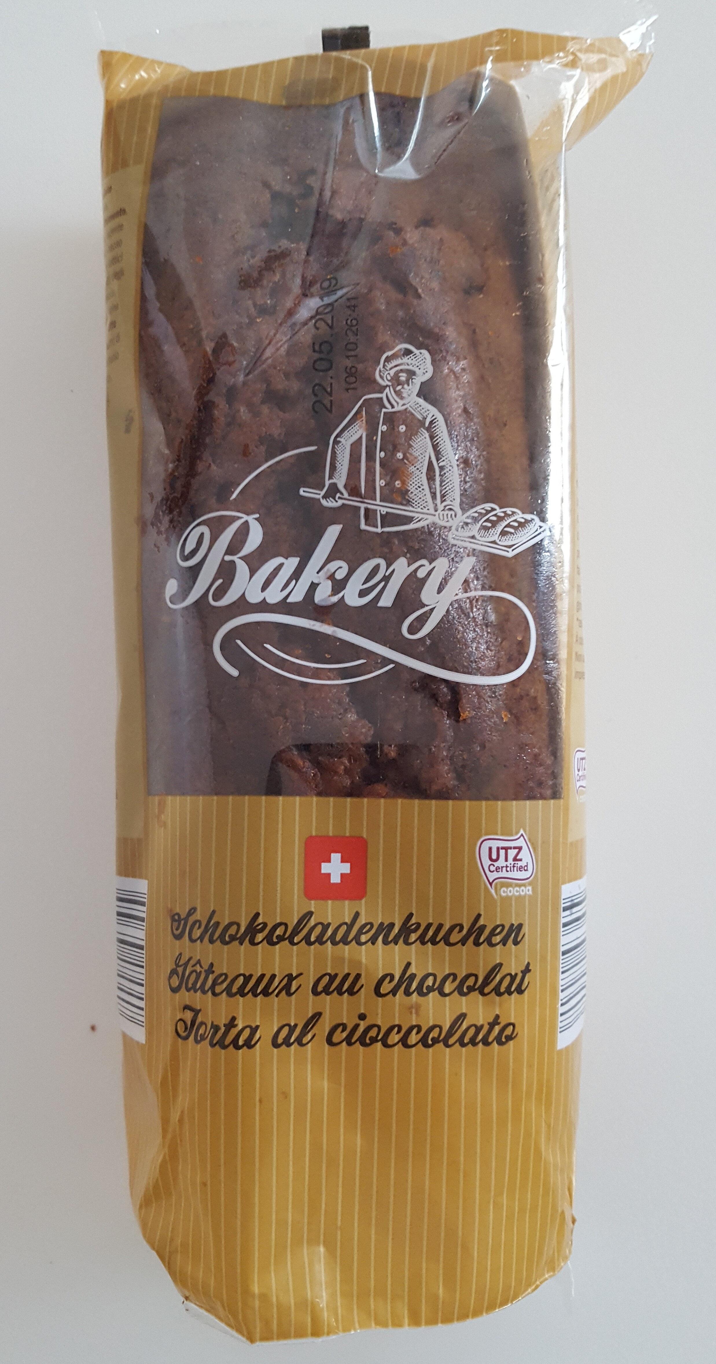 Gateau au chocolat - Product - fr