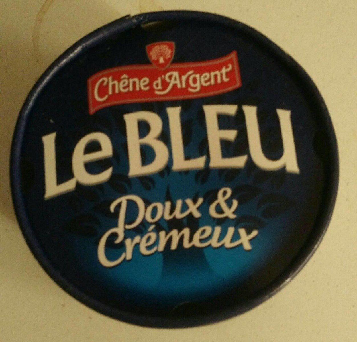 Le bleu doux&cremeux - Product - fr