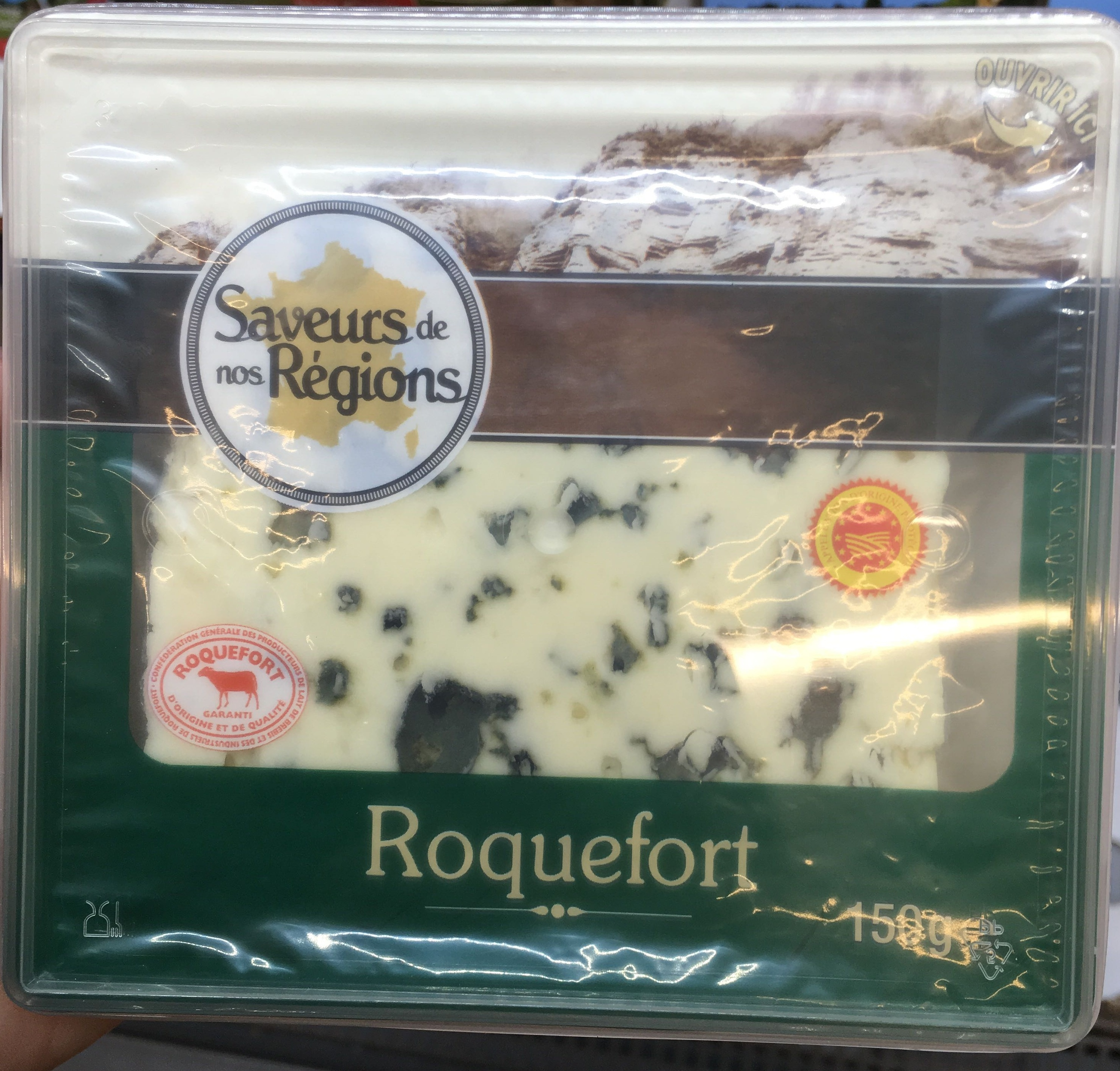 Roquefort (31,7% MG) - Product