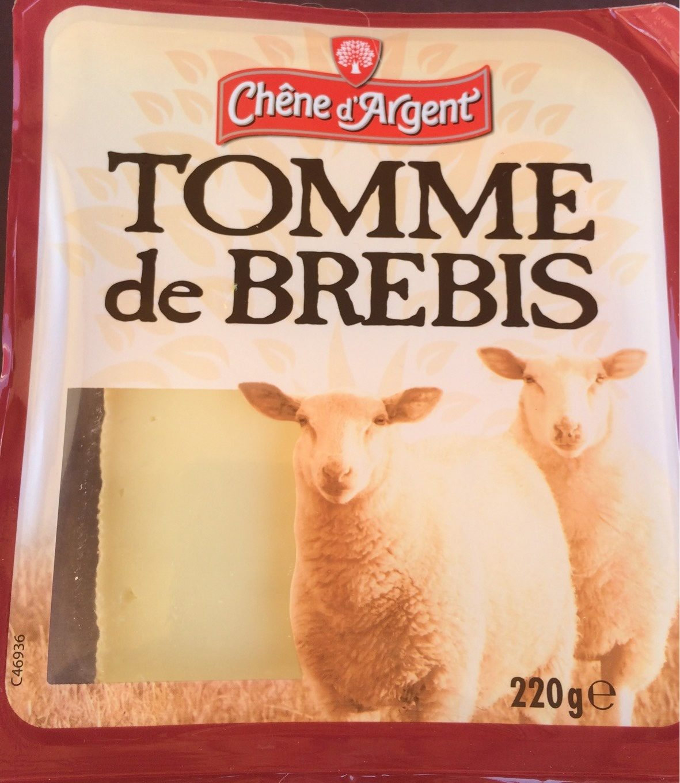 Tomme de brebis - Product - fr