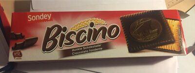 Biscino chocolat noir - Product