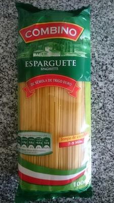 Esparguete - Product