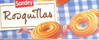 Biscuit Rings Sondey - Producto - es