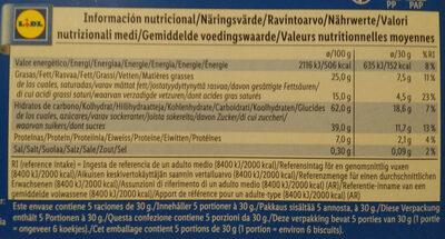 Choco Pouce - Valori nutrizionali - it