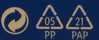Choco Pouce - Instruction de recyclage et/ou informations d'emballage - fr