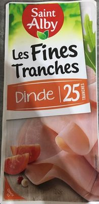 Filet de dinde - Produit - fr
