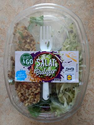 Salat Bulgur mit Joghurt-Dressing - Product - de