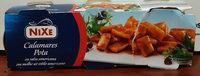 Calamares en trozos en salsa americana - Producte
