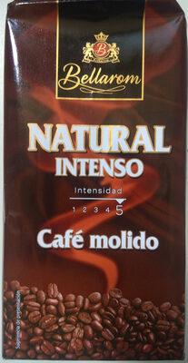 Café molido natural - Produit - fr