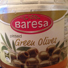 Olives vertes denoyautes - Produto