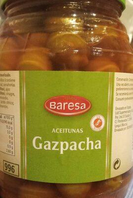 Aceitunas Gazpacha - Product - es