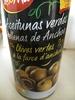 Oliven mit Sardellenfüllung - Produkt