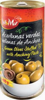 Olives aux anchois - Produkt - de