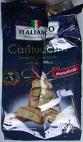 Cantuccini alle mandorle - Product - fr