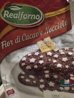 Fior di Cacao e Nocciole - Produit - fr