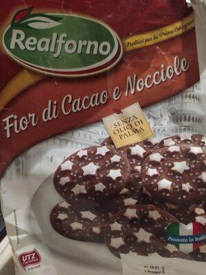 Fior di Cacao e Nocciole - Product - fr