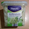 Weißkrautsalat in mildem Essig- und Öl-Dressing - Product