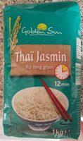 Thai Jasmin (riz long grain) - Produit