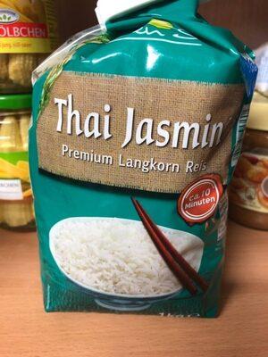 Golden Sun Thai Jasmin Premium Langkorn Reis - Product - fr