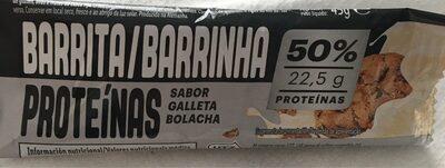 Barre protéines - Produto - de