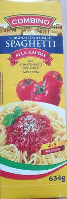 Spaghetti Alla Napoli - Produit - pl