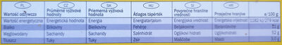 Spaghetti Alla Napoli - Informations nutritionnelles - pl
