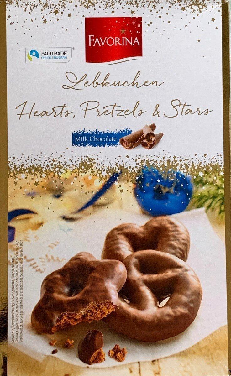 Lebkuchen - Product - fr