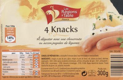 4 Knacks - Product