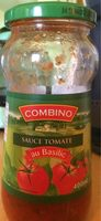 Sauce tomate (au basilic) - Produkt