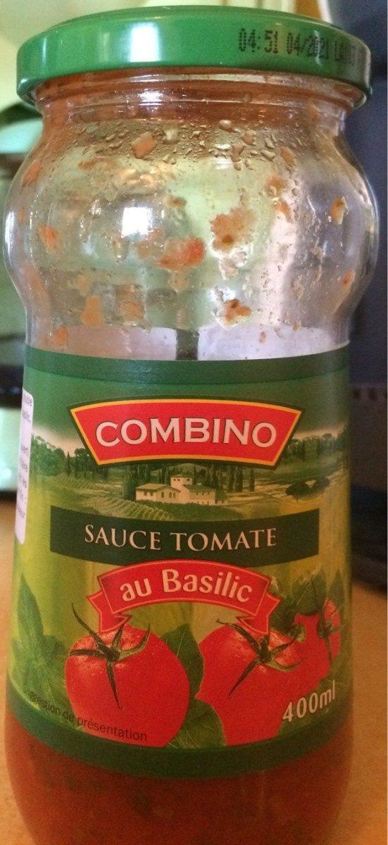 Sauce tomate (au basilic) - Product