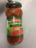 Sauce Tomate au Basilic - Produit - fr