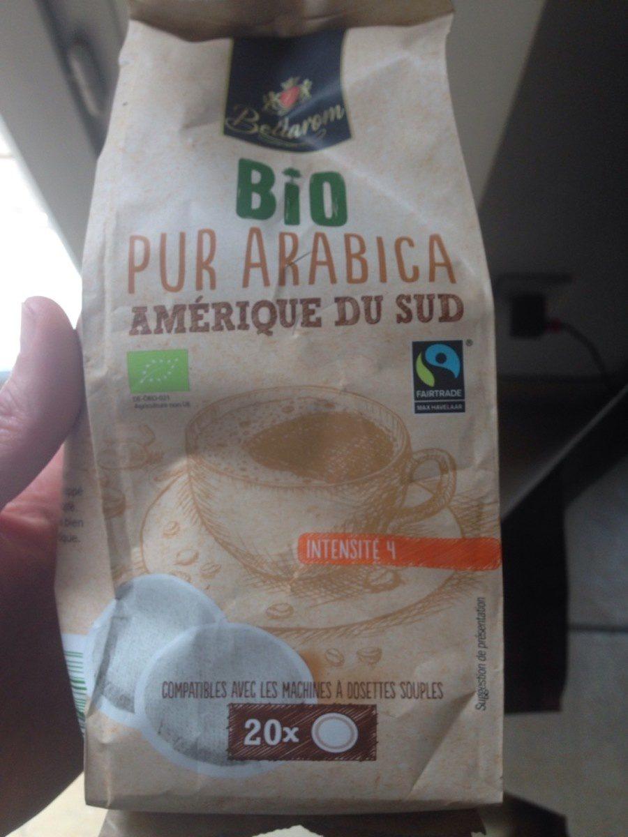 Café bio pur arabica amerique du sud - Product