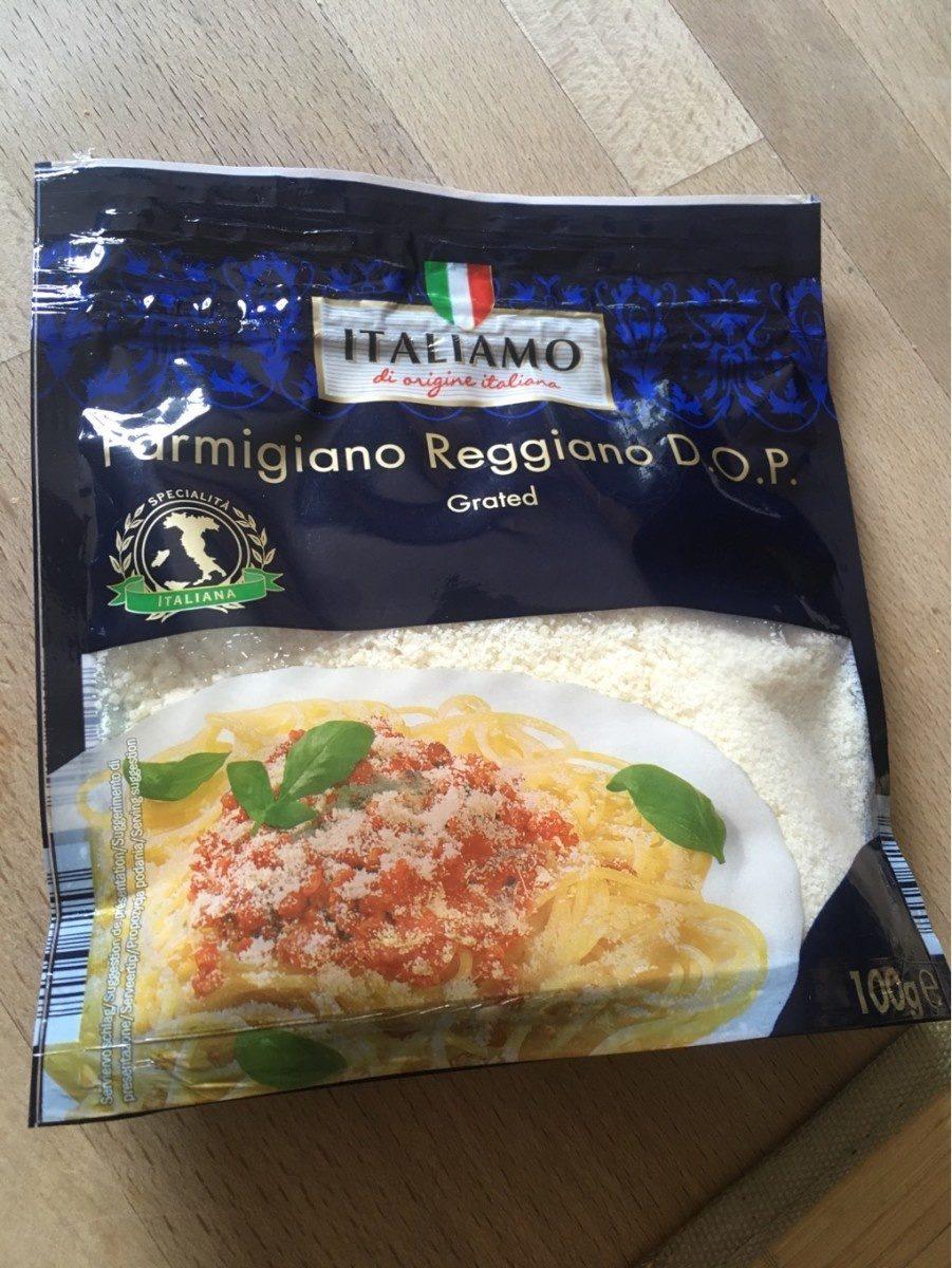 Italiamo Parmigiano Reggiano Gerieben - Produit