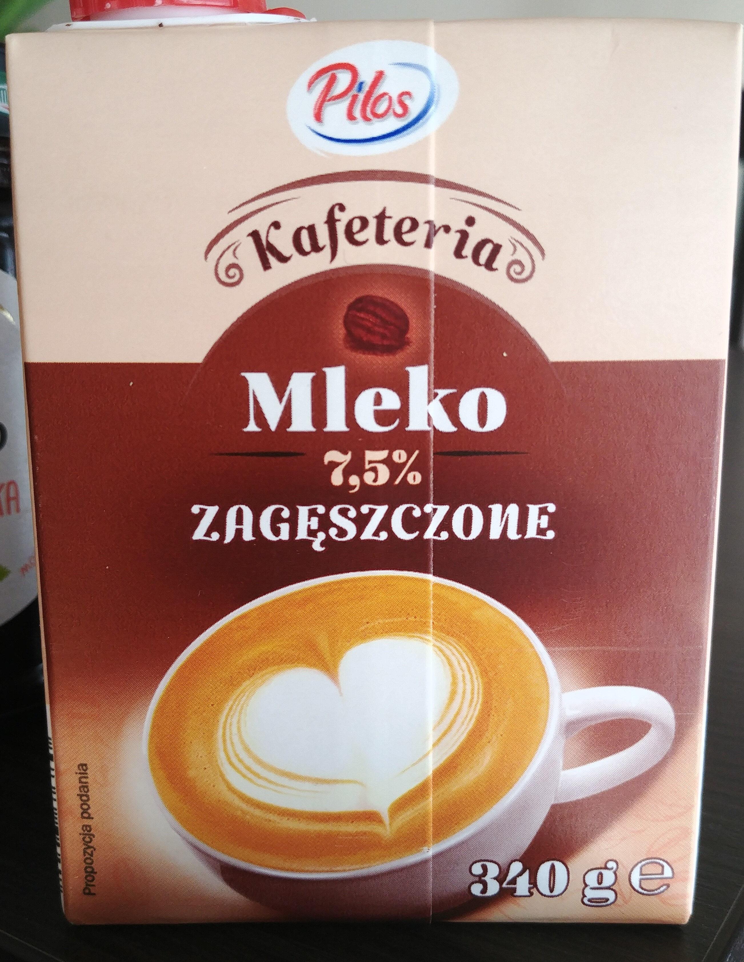 Mleko zagęszczone 7.5% - Produkt