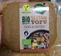 Seitan tofu - Producte - es
