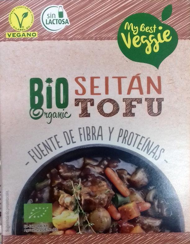 Seitan Tofu - Product - es