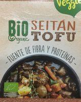 Seitan tofu - Produit - fr