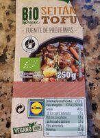 Seitan Tofu - Voedingswaarden - es