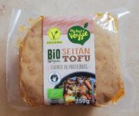 Seitan tofu - Informations nutritionnelles - es