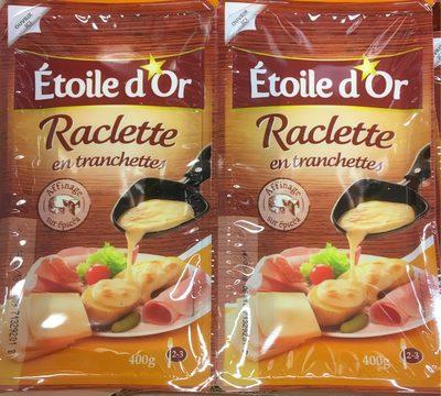 Raclette en tranchettes - Produit - fr
