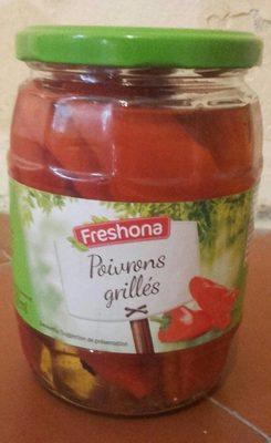 Paprikaschoten gegrillt - Produit