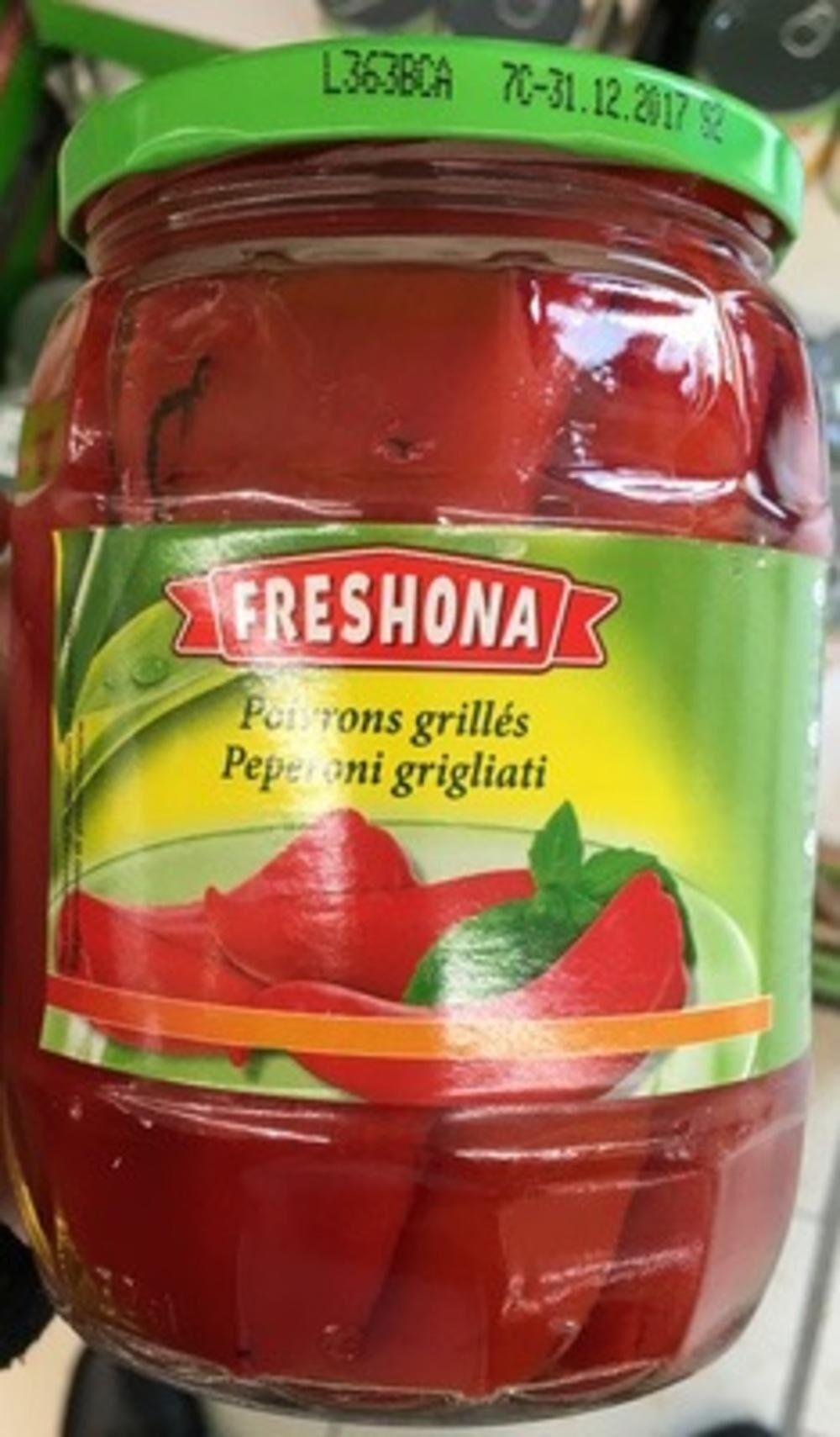 Poivrons grillés - Produkt - fr